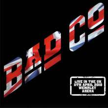 Bad Company: Live In The UK 11th April 2010 Wembley Arena (Limited-Edition) (Colored Vinyl), 2 LPs