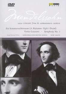 Mendelssohn / Erbin / M: Mendelssohn Gala Concert, DVD