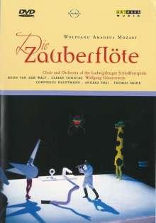 Wolfgang Amadeus Mozart (1756-1791): Gonnenwe, DVD