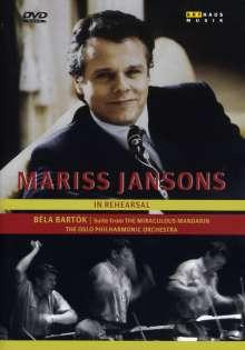 Mariss Jansons in Rehearsal, DVD