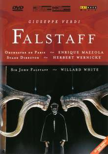 Giuseppe Verdi (1813-1901): Falstaff, DVD