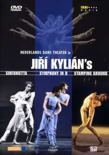 Jiri Kylian & Nederlands Dans Theater, DVD