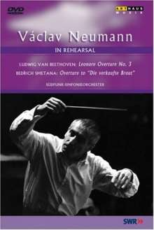 Vaclav Neumann in Rehearsal, DVD