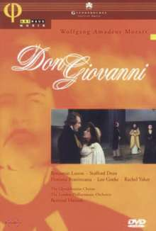 Wolfgang Amadeus Mozart (1756-1791): Don Giovanni, DVD