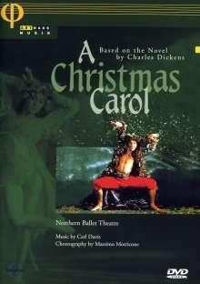 A Christmas Carol (Ballett nach Charles Dickens), DVD