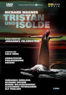Richard Wagner (1813-1883): Tristan und Isolde, 2 DVDs