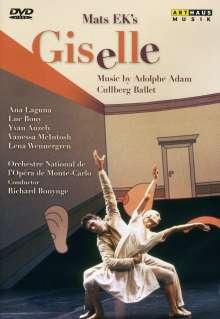 Cullberg Ballet:Giselle, DVD