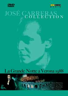 Jose Carreras Collection, DVD