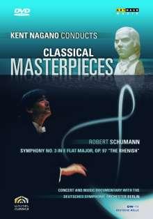 Schumann: Symphony No 3, DVD