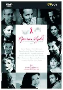 Opera Night - Gala für die deutsche Aidsstiftung 2007, DVD