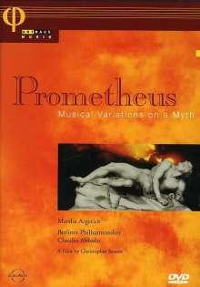 Claudio Abbado - Prometheus (Musical Variations on a Myth), DVD