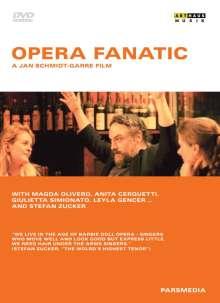 Opera Fanatic (OmU), DVD