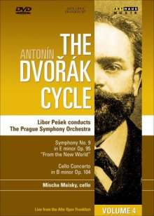Antonin Dvorak (1841-1904): The Dvorak Cycle Vol.4, DVD