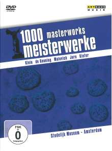 1000 Meisterwerke - Stedelijk Museum Amsterdam, DVD