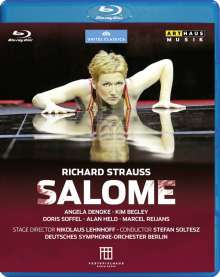 Richard Strauss (1864-1949): Salome, Blu-ray Disc