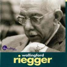 Wallingford Riegger (1885-1961): Symphonie Nr.4, CD