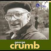 George Crumb (geb. 1929): Variazioni für Orchester, CD