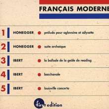 Francais Moderne Vol.1, CD