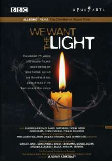 We Want The Light - Ein Christopher Nupen Film, 2 DVDs