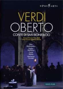Giuseppe Verdi (1813-1901): Oberto, DVD