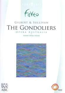 Arthur Sullivan (1842-1900): The Gondoliers, DVD