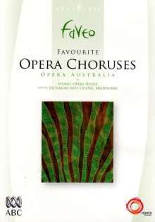 Favourite Opera Choruses, DVD