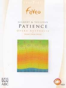 Arthur Sullivan (1842-1900): Patience, DVD