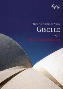 Australian Ballet:Giselle (Adam), DVD