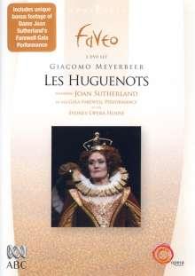 Giacomo Meyerbeer (1791-1864): Die Hugenotten, 2 DVDs