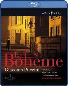 Giacomo Puccini (1858-1924): La Boheme (Blu-ray), Blu-ray Disc