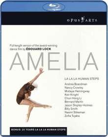 La La La Human Steps - Amelia (Tanzfilm), Blu-ray Disc