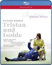 Richard Wagner (1813-1883): Tristan und Isolde, 2 Blu-ray Discs