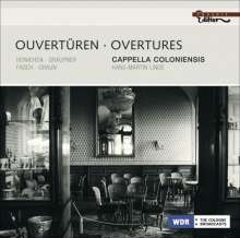 Cappella Coloniensis - Ouvertüren, CD