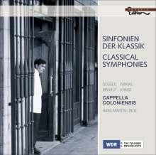 Cappella Coloniensis - Sinfonien der Klassik, CD