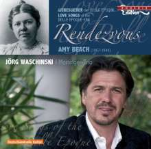 "Amy Beach (1867-1944): Lieder ""Rendezvous"", CD"