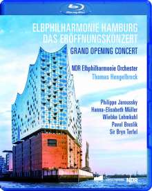 NDR Elbphilharmonie Orchester - Das Eröffnungskonzert, Blu-ray Disc
