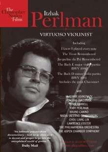 Itzhak Perlman - Virtuoso Violinist (in engl.Spr.), DVD
