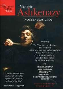 Vladimir Ashkenazy - Master Musician (Dokumentation), DVD