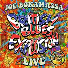 Joe Bonamassa: British Blues Explosion Live (180g)