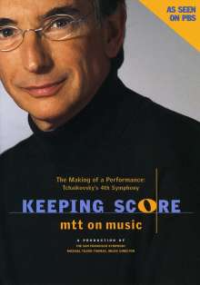 San Francisco Symphony Orchestra: Keeping Score: Mtt On Music, DVD