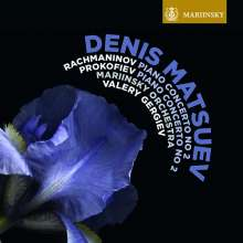 Denis Matsuev spielt Klavierkonzerte von Rachmaninoff & Prokofieff, SACD