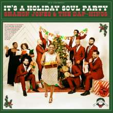 Sharon Jones & The Dap-Kings: It's A Holiday Soul Party!