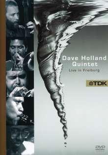 Dave Holland (geb. 1946): Live In Freiburg - 31.5.1986, DVD