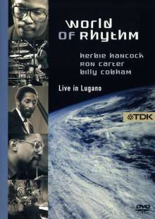 Hancock / Carter / Cobham: World Of Rhythm - Live In Lugano 1983, DVD