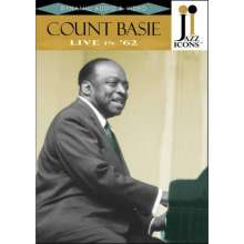 Count Basie (1904-1984): Live in ´62, DVD