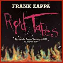 Frank Zappa (1940-1993): Road Tapes: Kerrisdale Arena, Vancouver B.C., 25.8.1968, 2 CDs