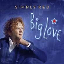 Simply Red: Big Love, CD