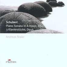 Franz Schubert (1797-1828): Klaviersonate D.845, CD