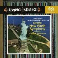 Antonin Dvorak (1841-1904): Symphonie Nr.9, SACD