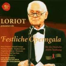 Loriot präsentiert die Festliche Operngala 2004, CD
